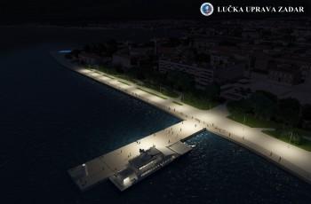 """Donesena Odluka o odabiru izvođača građevinskih radova u sklopu projekta """"Rekonstrukcija i izgradnja lučke infrastrukture Grad Zadar-Poluotok"""""""